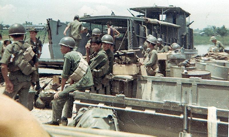 ARVN Boat Op