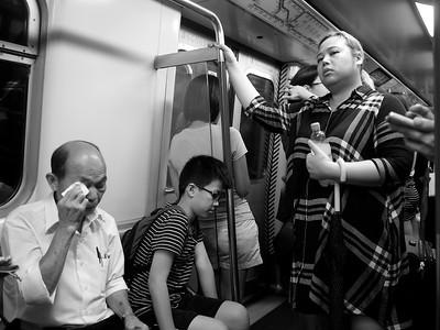Hong Kong, August 2015