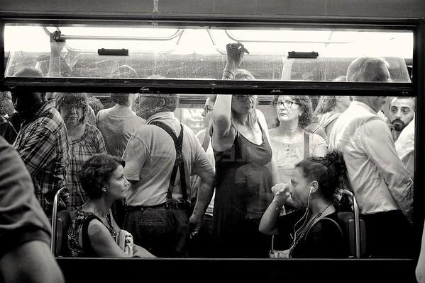 Metro, Paris 2015