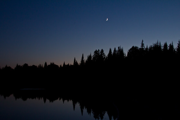 Last Reflection, Lac Escalier 2