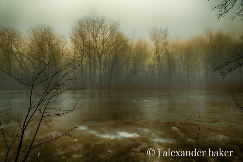 Frozen Across