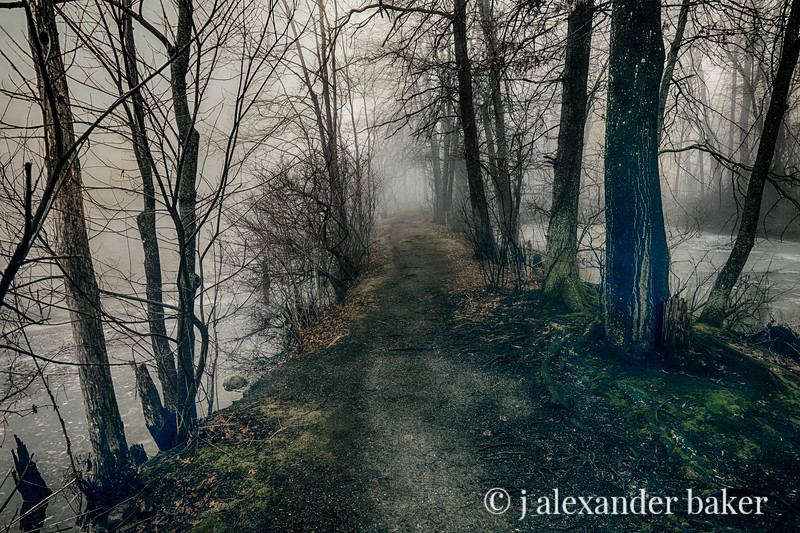 Mysterious Path