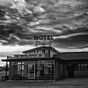 Sunset Motel, Fort Macleod