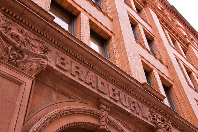 The, um, Bradbury Building
