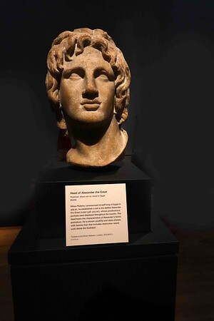 DSC00187 Head of Alexander the Great