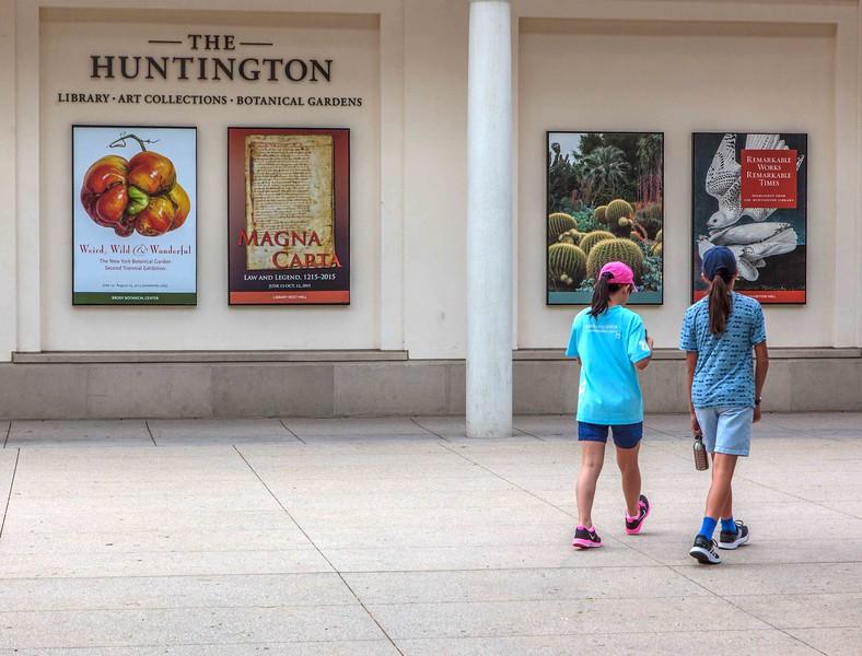 IMG_7593 Huntington Entrance