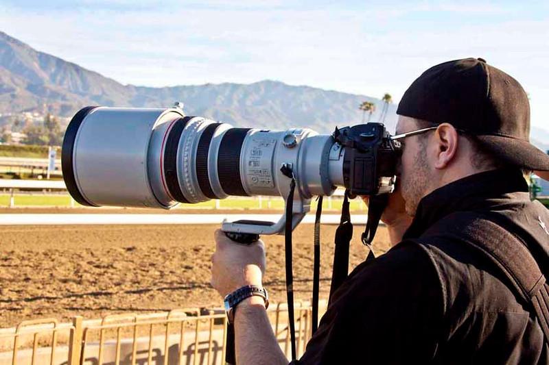 Canon 400mm f/2.8L Prime
