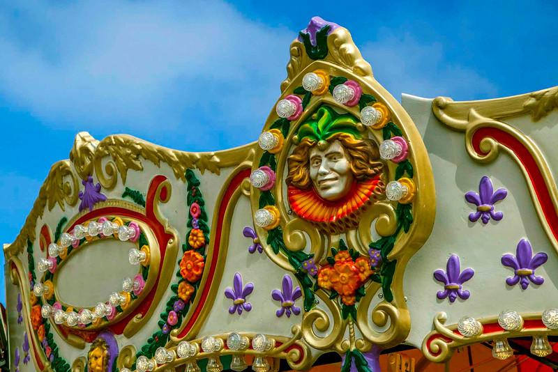Carousel Opposite Churros
