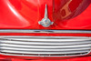 Grille of a Morris Minor 1000, our first car