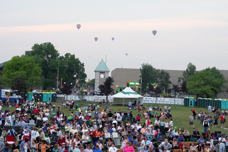 Balloon Fest 2005-1995