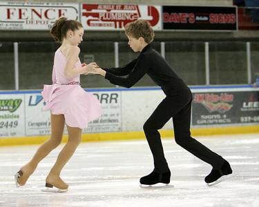 Jan 31 06 Aly & Heath Skating
