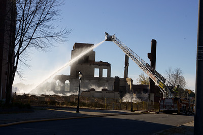 Cotton Mill Fire