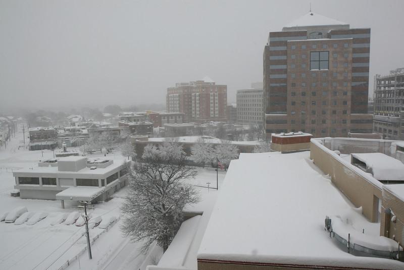 2/6/2010 - Snowstorm, Arlington