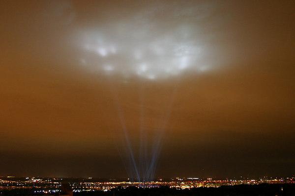 Pentagon Lights 9/11/2006