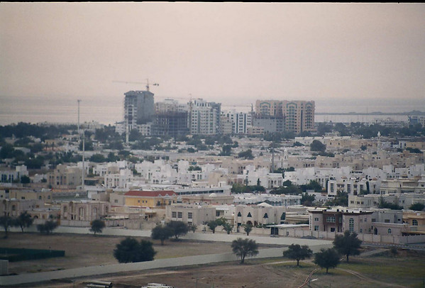 Fujairah - Then and Now