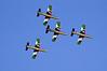 UAE Airforce Air Display