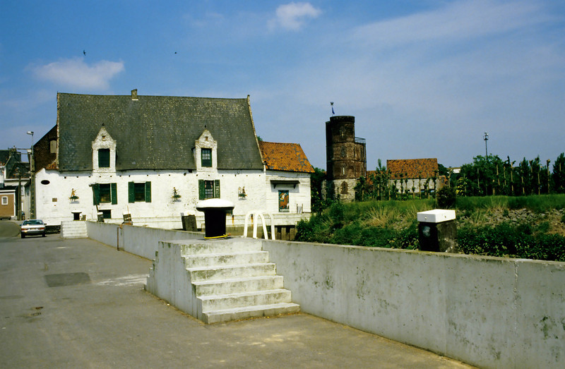 Graventoren Rupelmonde