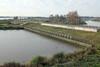"""Watervallen"" in Kruibeke (Meiresluis en Meyvissluis)"