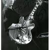 "Robby Krieger, guitarist of the ""DOORS"" the Brandyhouse, Atlanta Ga. circa 1997"