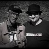 """Bernie and DB BAXLEY   RIP George Bernard """"Bernie"""" Worrell, Jr. is an American keyboardist and composer best known for his work with Parliament-Funkadelic and Talking Heads. He is a member of the Rock and Roll Hall of Fame, inducted in 1997 with fifteen other members of Parliament-Funkadelic. Ice Cube called him the best keyboardist he has ever heard. — with Charles Dean."""