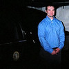 db chillin beside the Presidents Limo. 2005