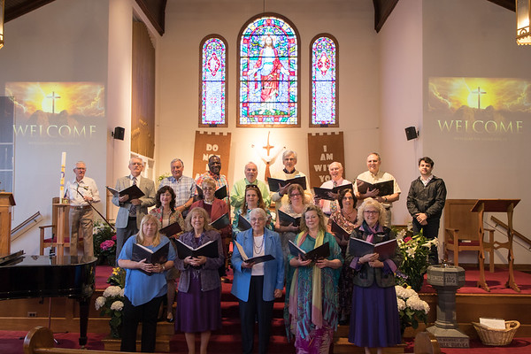 The Easter Choir