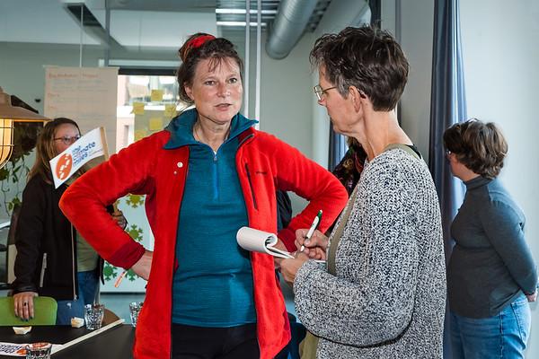Marjan Minnesma, directeur Urgenda - The Climate Miles