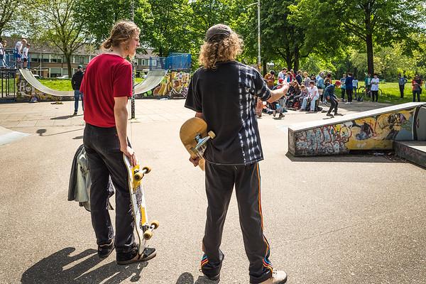 MSV skate - Meppeler Skate Vereniging - skatebaan - skatepark Hesselingen