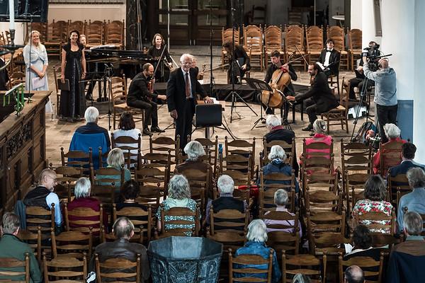 Oratorium van Willem Stoppelenburg in de Grote Kerk van Meppel.