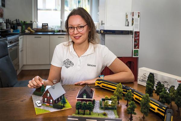 Simone Pleizier, Meppel - De Grote Kleine Treinencompetitie