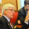 KRISTOPHER RADDER — BRATTLEBORO REFORMER<br /> Vermont legislators attend various committee meetings at the State House, in Montpelier, Vt., on Thursday, Jan. 9, 2020.