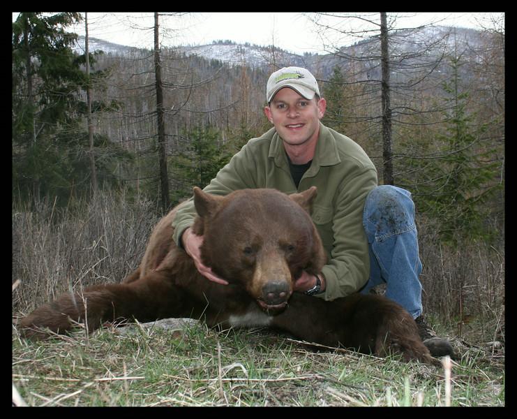Washington Black Bear 2007