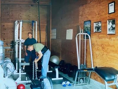 CrossFit North at Shurgard Storage