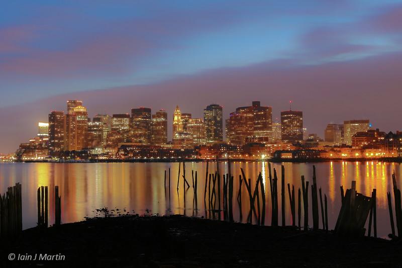 City Glow