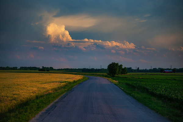 Rural Evening #5