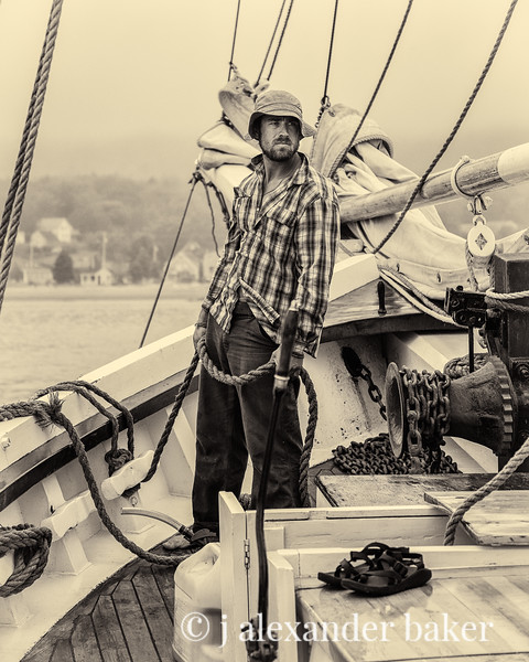 Ready on the Anchor