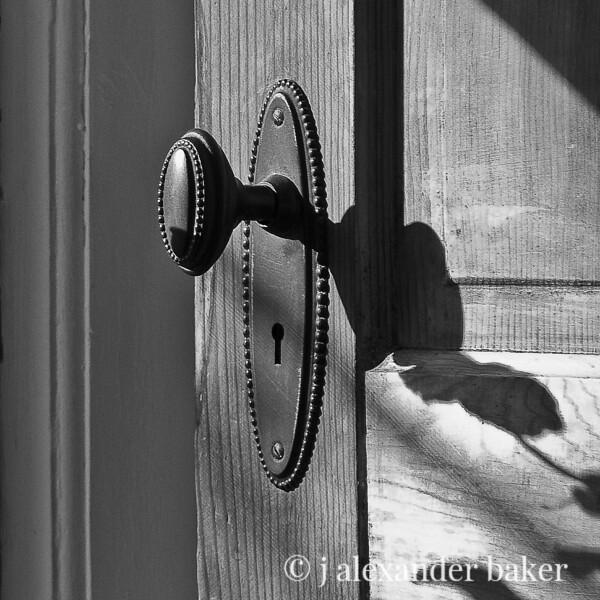 Just a Doorknob