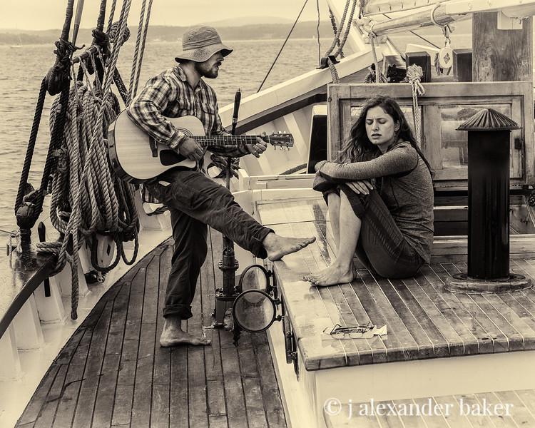 A Sailor's Serenade
