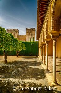 Alhambra Colonnade