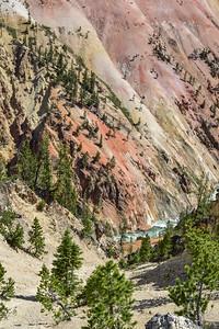 Grand Canyon of the Yellowstone, Yellowstone Natl Park