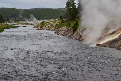 Firehole River, Yellowstone Natl Park