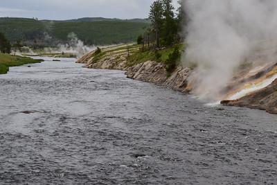 Firehole River, Yellowstone Natl Park