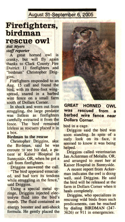 2005 In the News Articles