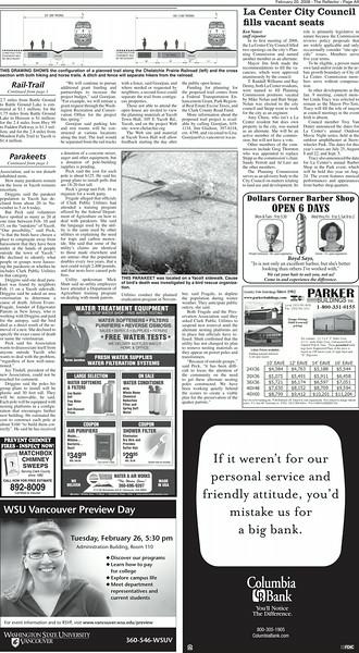 2008 February 20th, Wild Quaker Rescue