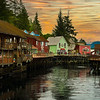 Ketchikan, AK<br /> Copyright Andy Richards 2021<br /> All Rights Reserved