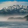 Fog on Icy Straits, AK