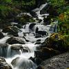 Waterfall, Mendenhall Trail