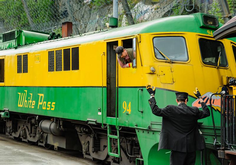 White Pass Railroad