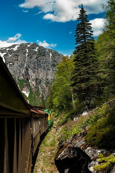 White Pass Railroad, AK