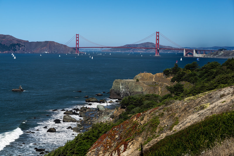 Land's End; San Francisco